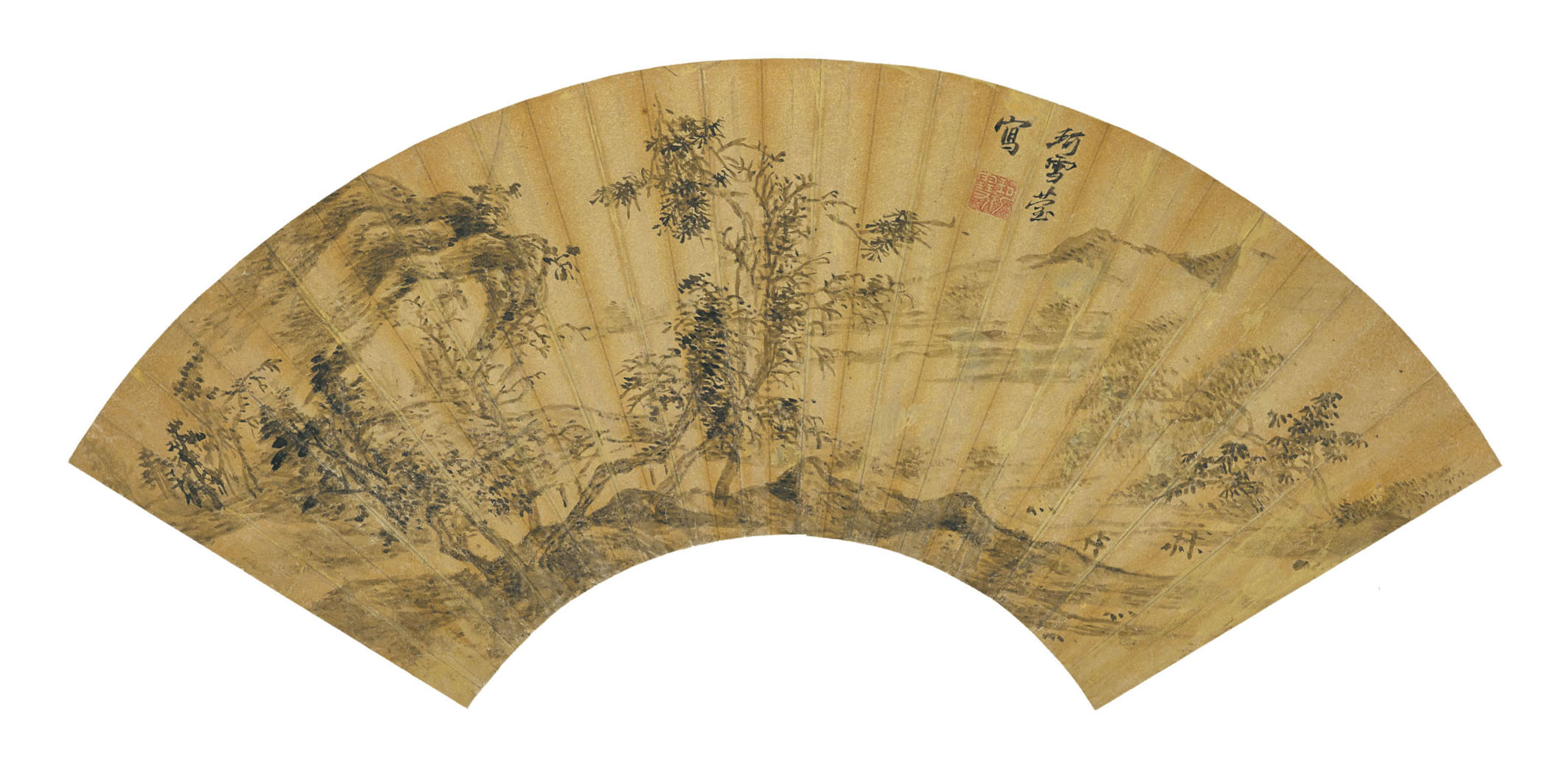 LI ZHAOHENG (1592-1644)