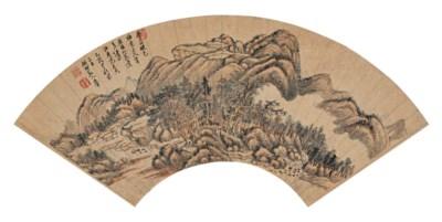 WANG HUI (1632-1717)