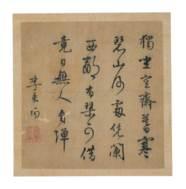 ANONYMOUS/LI DONGYANG (1447-15