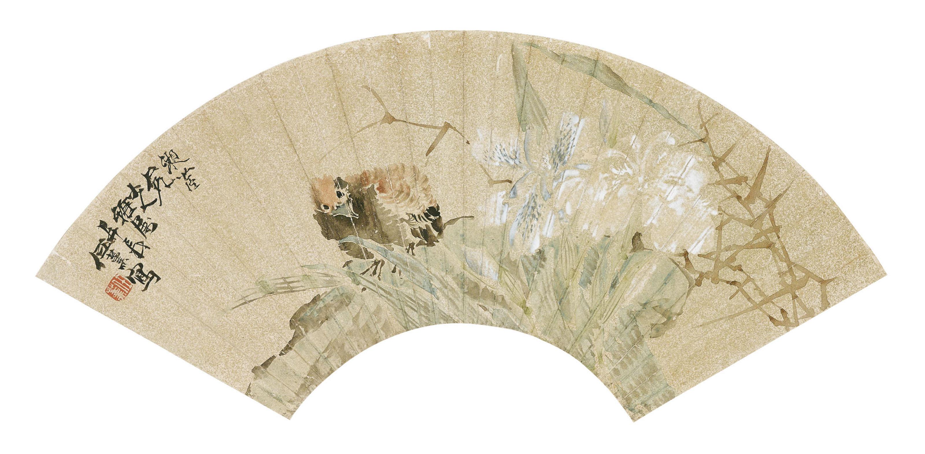 REN XUN (1835-1893)