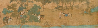 QIU YING (ATTRIBUTED TO, 1495-