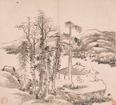 HONG WU (18TH CENTURY)