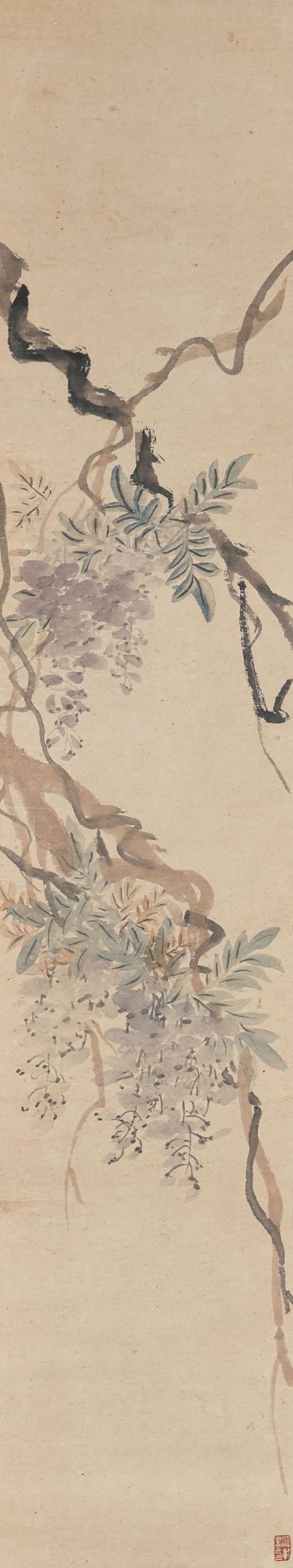 WU XIZAI (1799-1870)/WU YUN (1