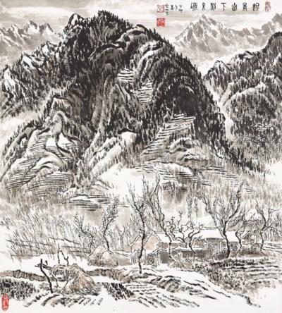 ZHANG DING (1917-2010)