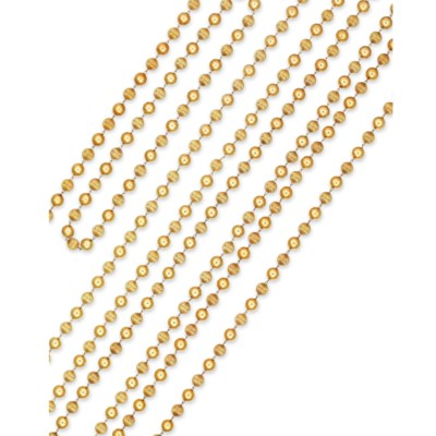 A SUITE OF GOLD JEWELLERY