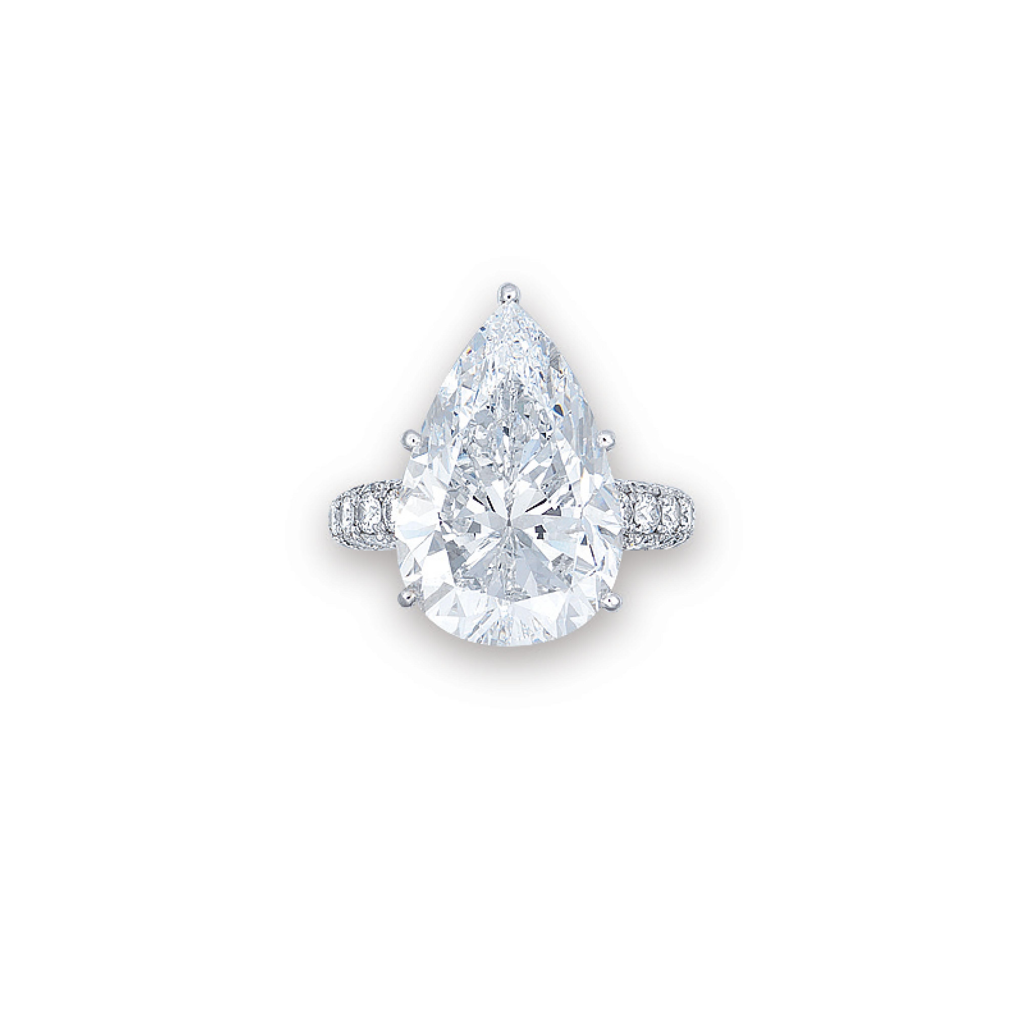 A DIAMOND RING, BY GIMEL