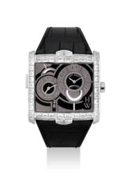 HARRY WINSTON. A FINE AND RARE