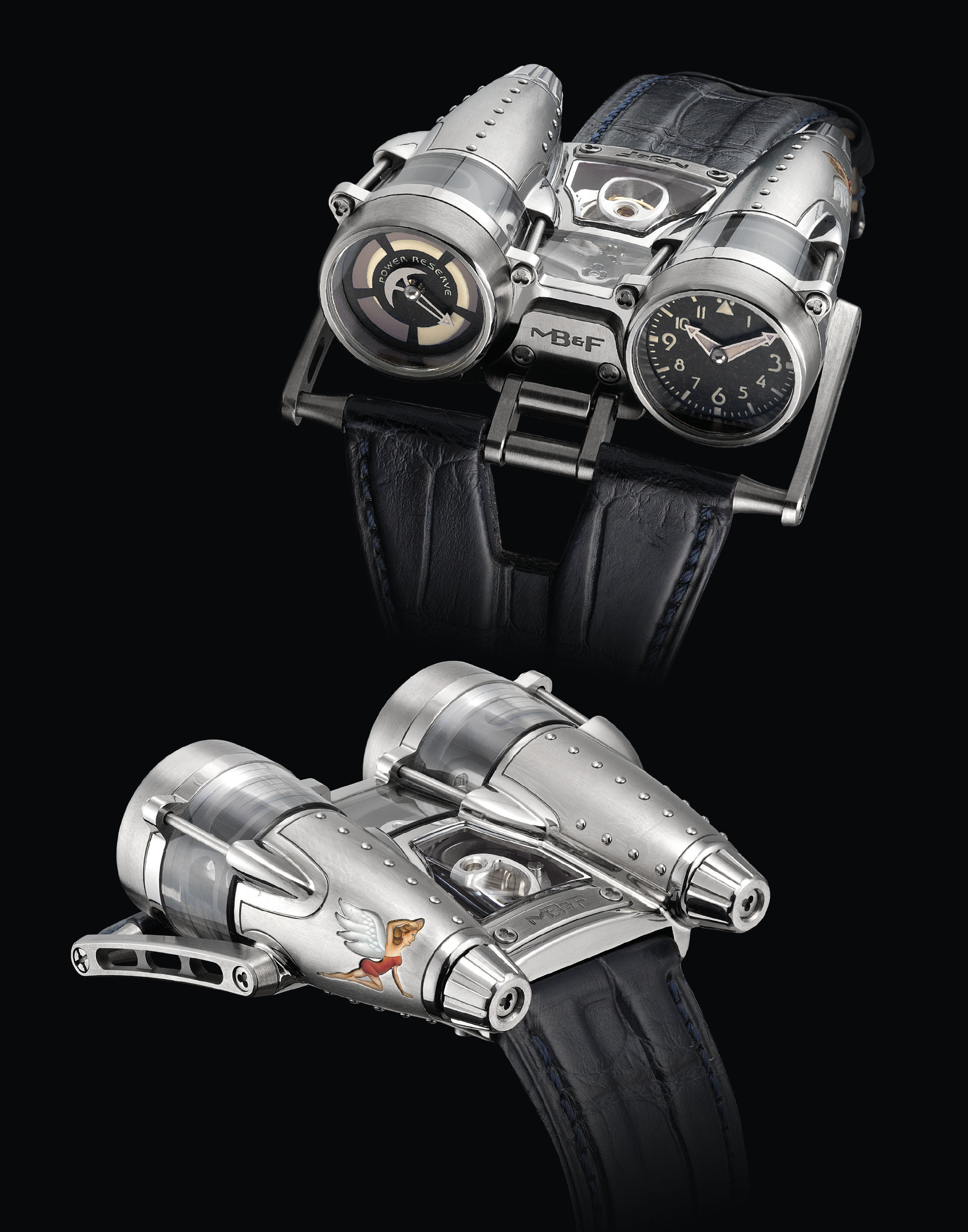 MB&F. A VERY FINE AND EXTREMEL