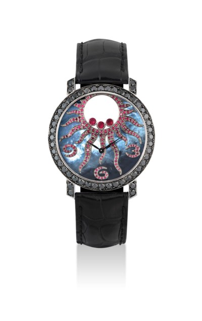 CHOPARD. A LADY'S FINE AND LAR