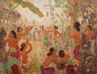Dancers in Bali