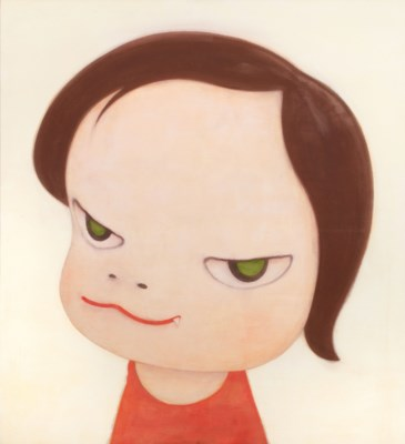 YOSHITOMO NARA (Japanese, B. 1