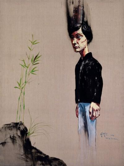 ZENG FANZHI (Chinese, B. 1964)