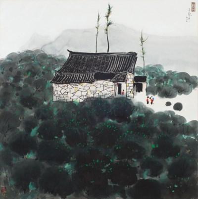 WU GUANZHONG (Chinese, 1919-20