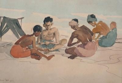 YONG MUN SEN (Malaysian, 1896-