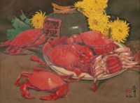 Still Life with Crabs