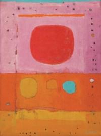 Abstrak Pink