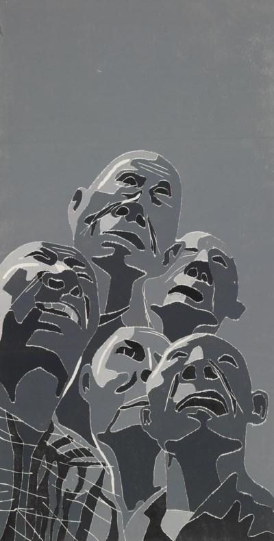 FANG LIJUN (CHINESE, B. 1963)