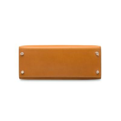 AN ÉTRUSQUE CALF BOX LEATHER S