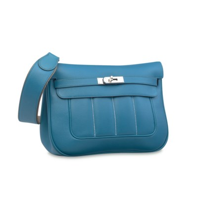 A BLEU DE GALICE SWIFT LEATHER