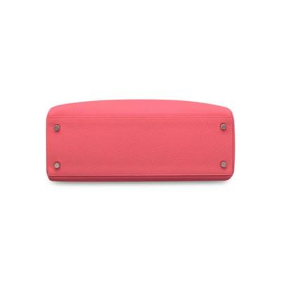 A ROSE LIPSTICK TOGO LEATHER R
