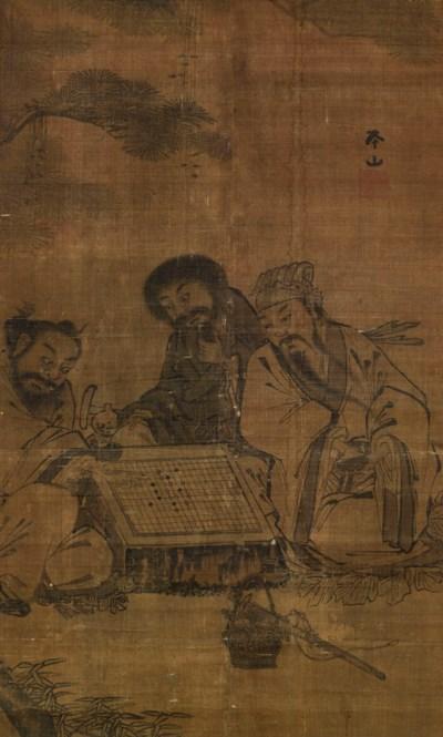 ZHANG LU (STYLE OF, 1464-1538)