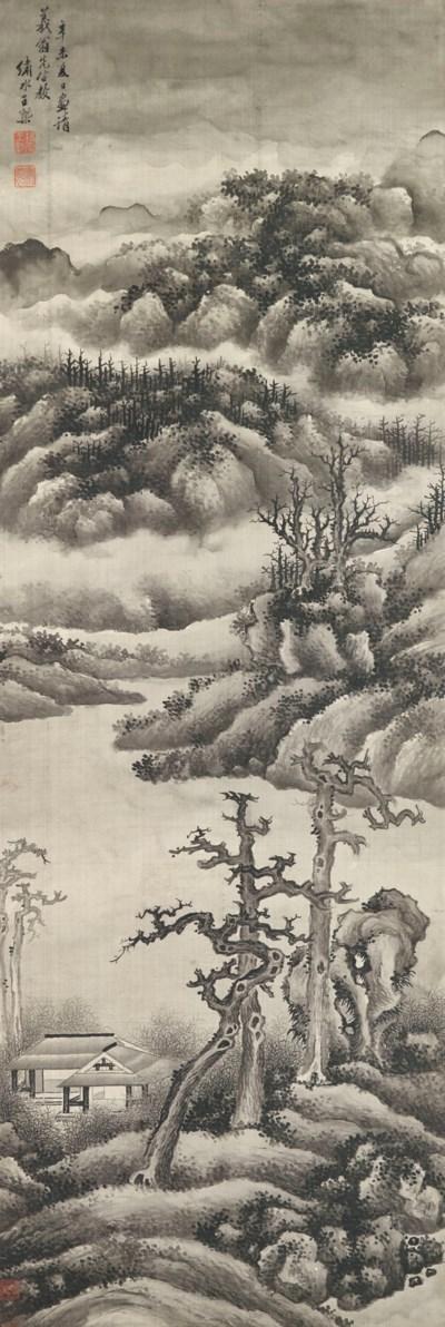 WANG GAI (1645-AFTER 1705)