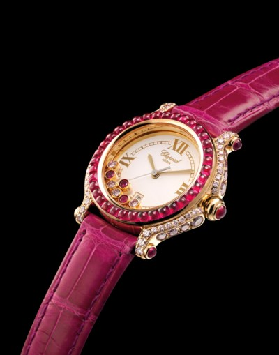 CHOPARD. A LADY'S ATTRACTIVE 1
