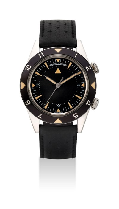 JAEGER-LECOULTRE. AN ATTRACTIV