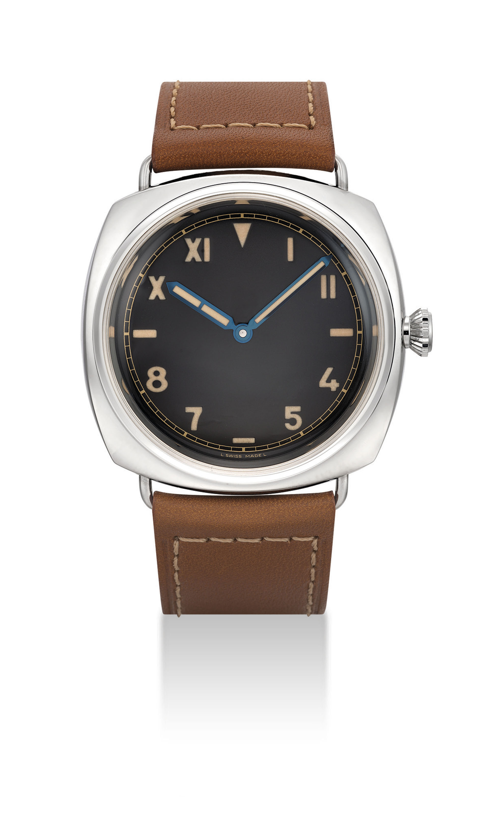 PANERAI. A STAINLESS STEEL SPE