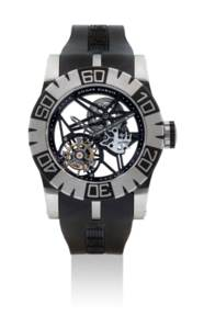 ROGER DUBUIS. A VERY FINE AND