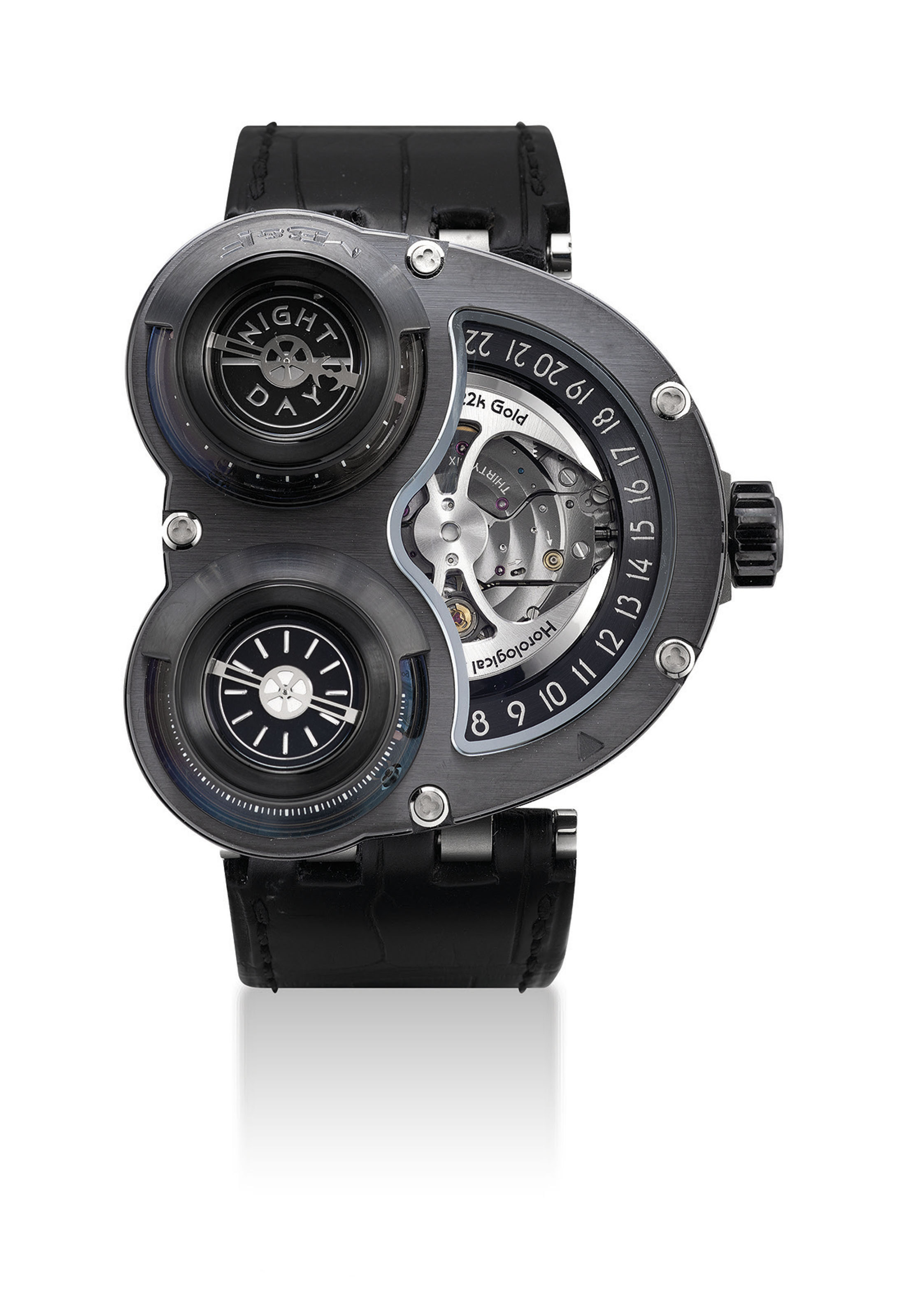 MB&F. A HIGHLY UNUSUAL AND EXT