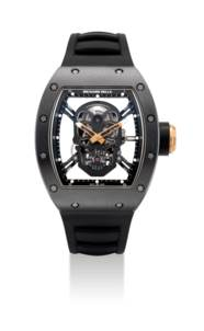 RICHARD MILLE. AN IMPRESSIVE A
