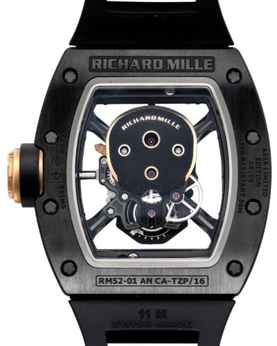 RICHARD MILLE. AN IMPRESSIVE A