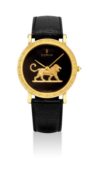 CORUM. AN 18K GOLD LIMITED EDI