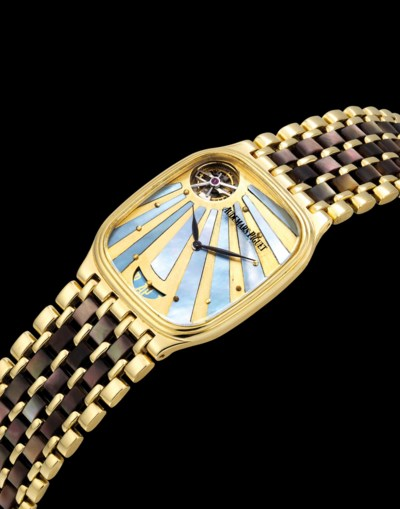 AUDEMARS PIGUET. A FINE, VERY
