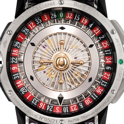 CHRISTOPHE CLARET. AN UNUSUAL