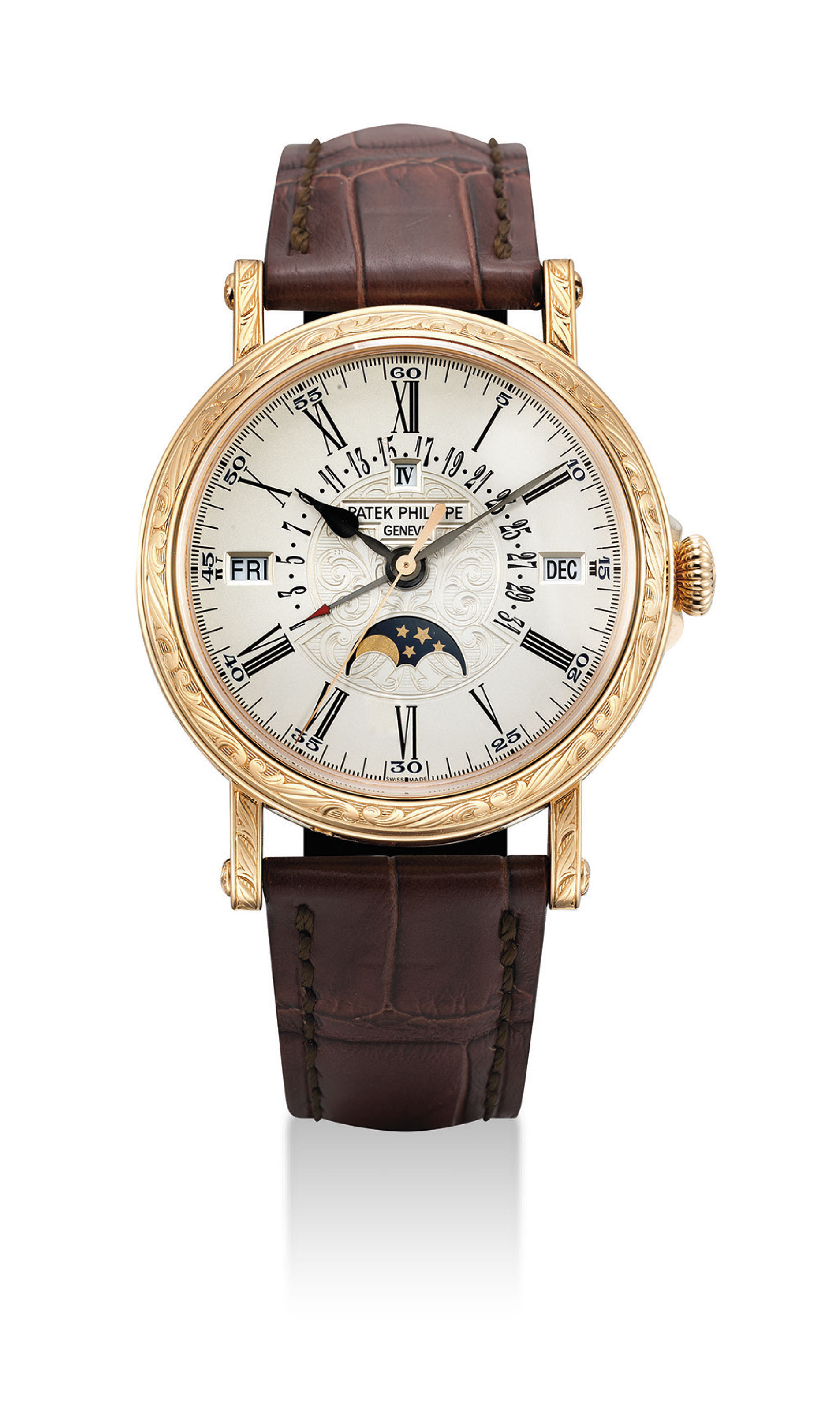 PATEK PHILIPPE. A EXTREMELY RA