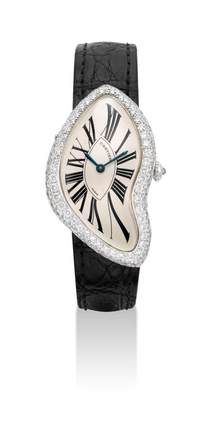 CARTIER. A LADY'S FINE AND RA