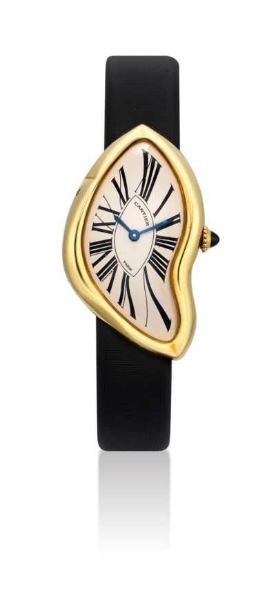 CARTIER. A LADY'S FINE AND RAR