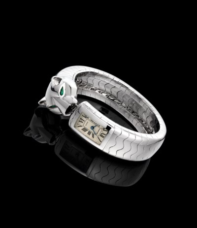 CARTIER. A LADY'S FINE AND ATT