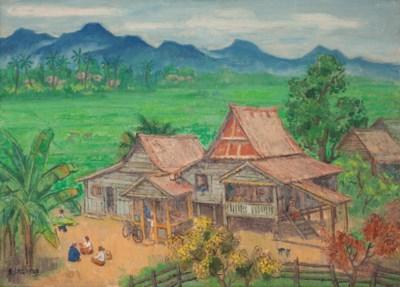 LIU KANG (Singaporean, 1911-20