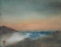 Untitled (Sunrise from Tiger Hill)