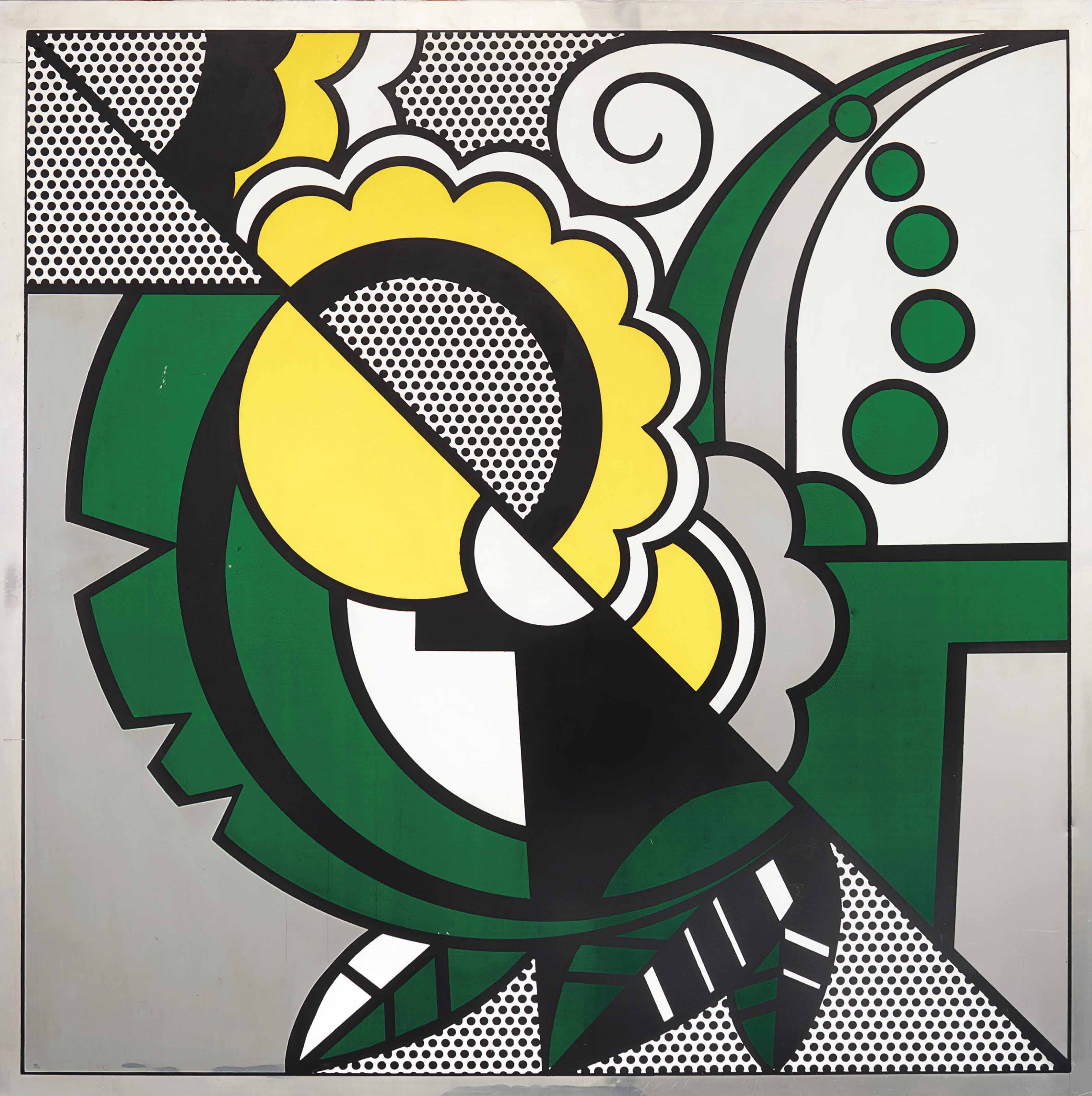 ROY LICHTENSTEIN (1923-1997)