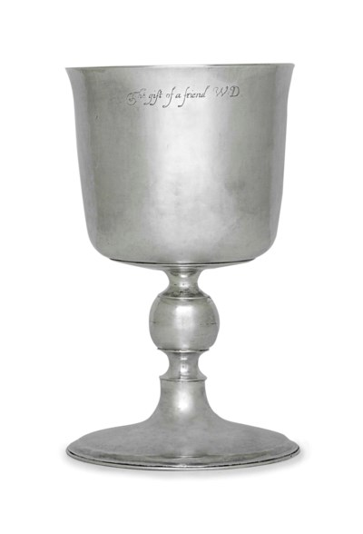 THE WILLIAM DAVIS SILVER WINE