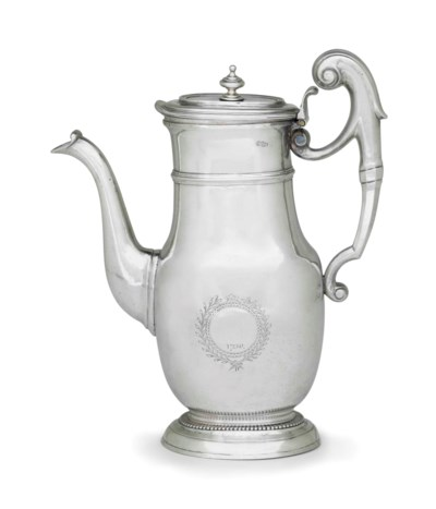 A FRENCH AND AMERICAN SILVER C