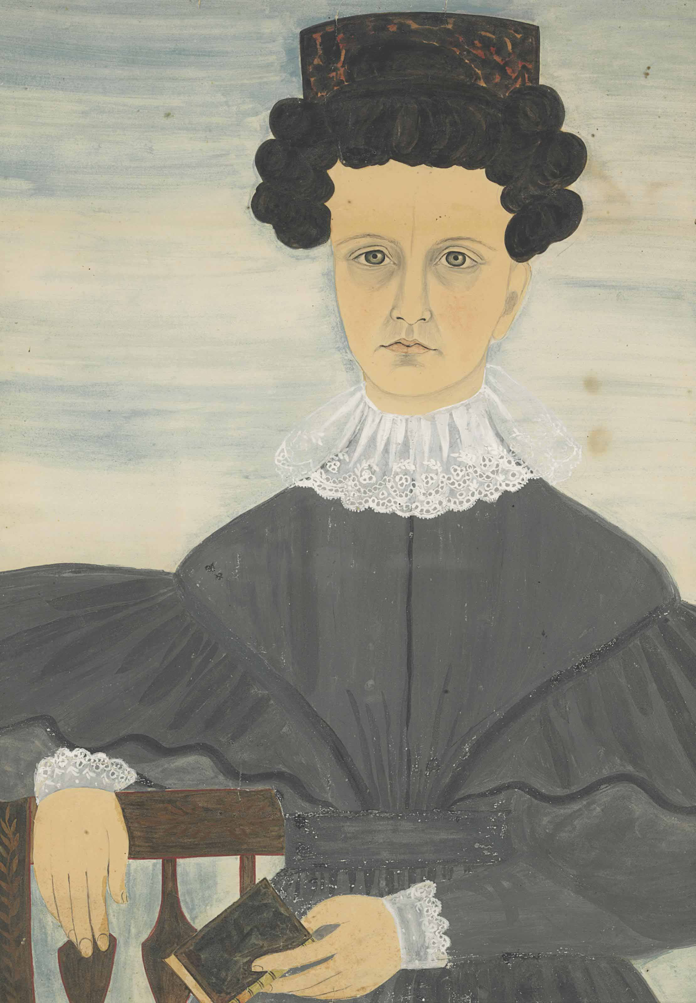 Attributed to Ruth Whittier (1