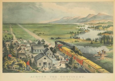Currier and Ives, publishers,
