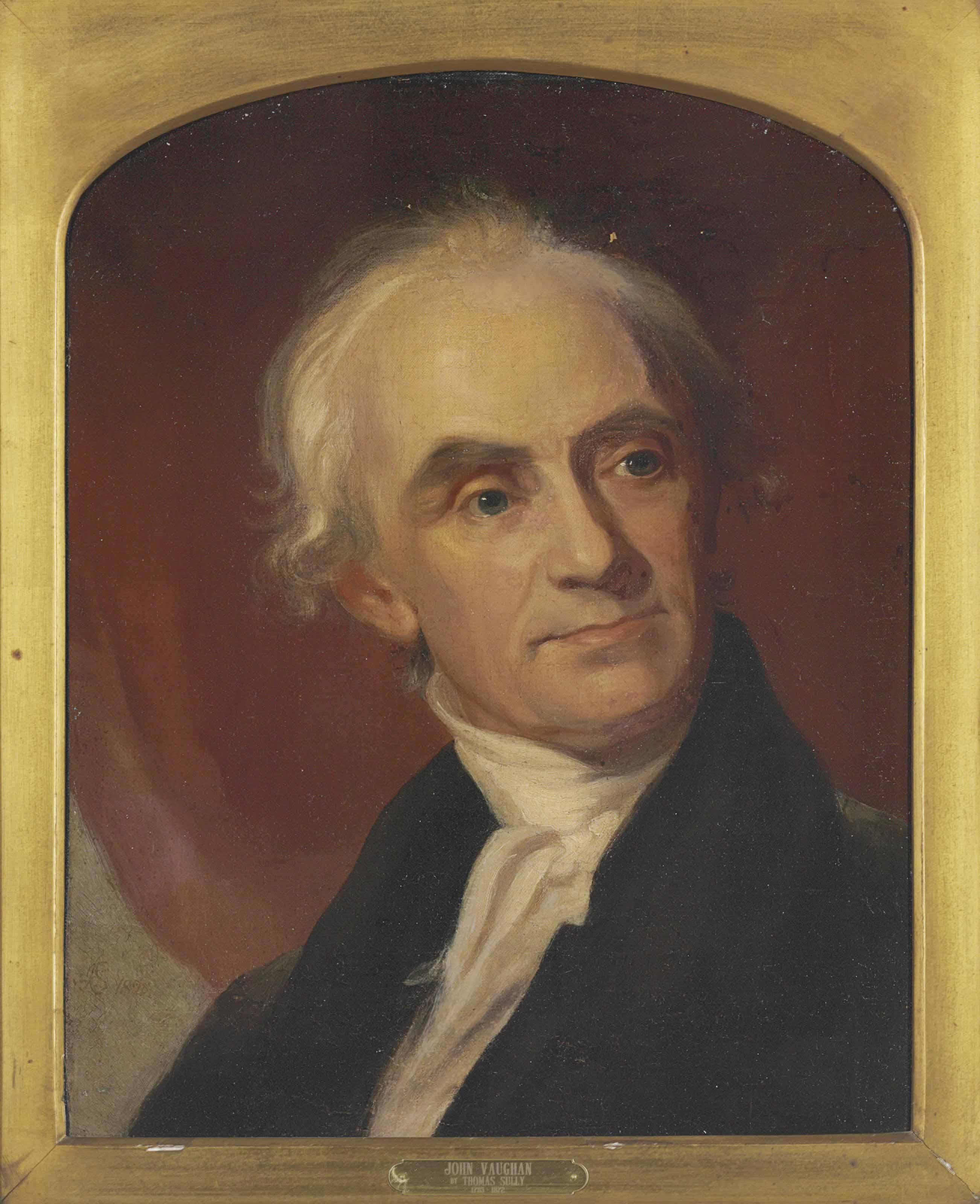 Thomas Sully (1793-1872)