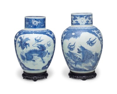 A PAIR OF CHINESE EXPORT 'HATC