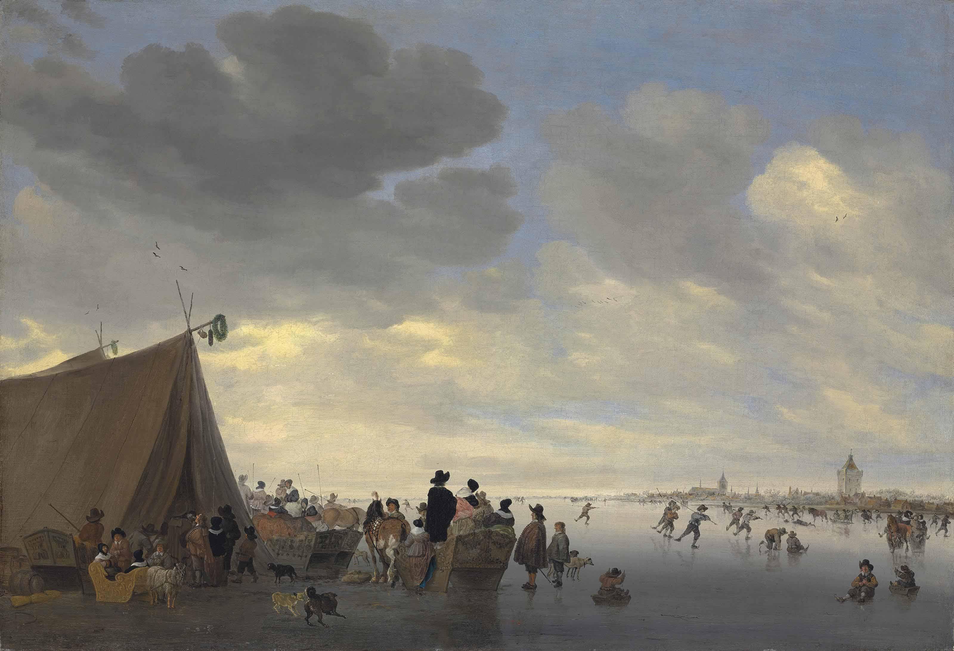 Salomon van Ruysdael (Naarden?